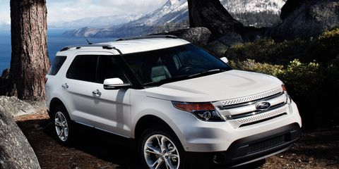 Ford Explorer Ecoboost >> 2012 Ford Explorer Ecoboost 8211 Review 8211 Car And
