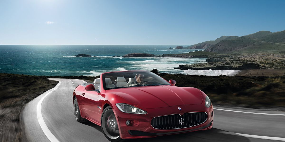 2012 Maserati Granturismo Convertible Sport First Drive 8211 Review 8211 Car And Driver