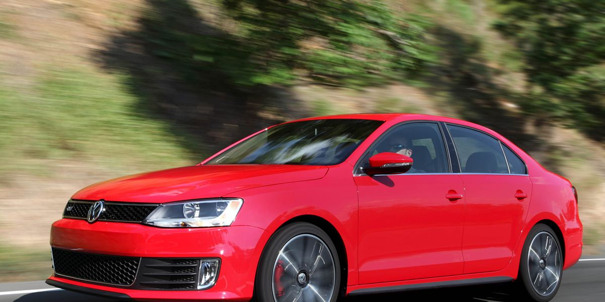 2012 Volkswagen Jetta Gli First Drive 8211 Review 8211 Car And Driver