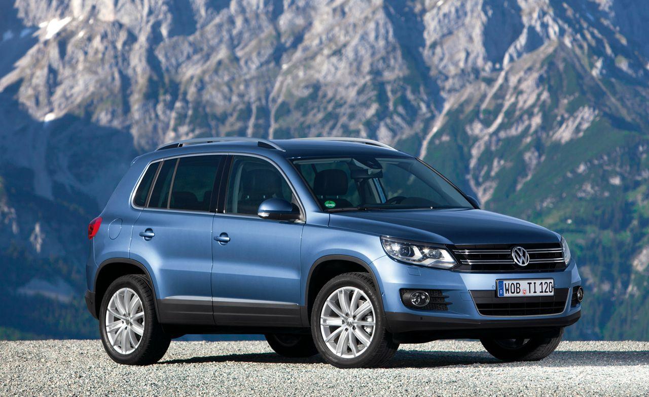 2012 Volkswagen Tiguan Tdi First Drive Ndash Review Ndash Car And Driver