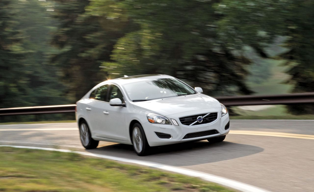 2012 Volvo S60 T6 Awd Long Term Test 8211 Review 8211 Car And Driver