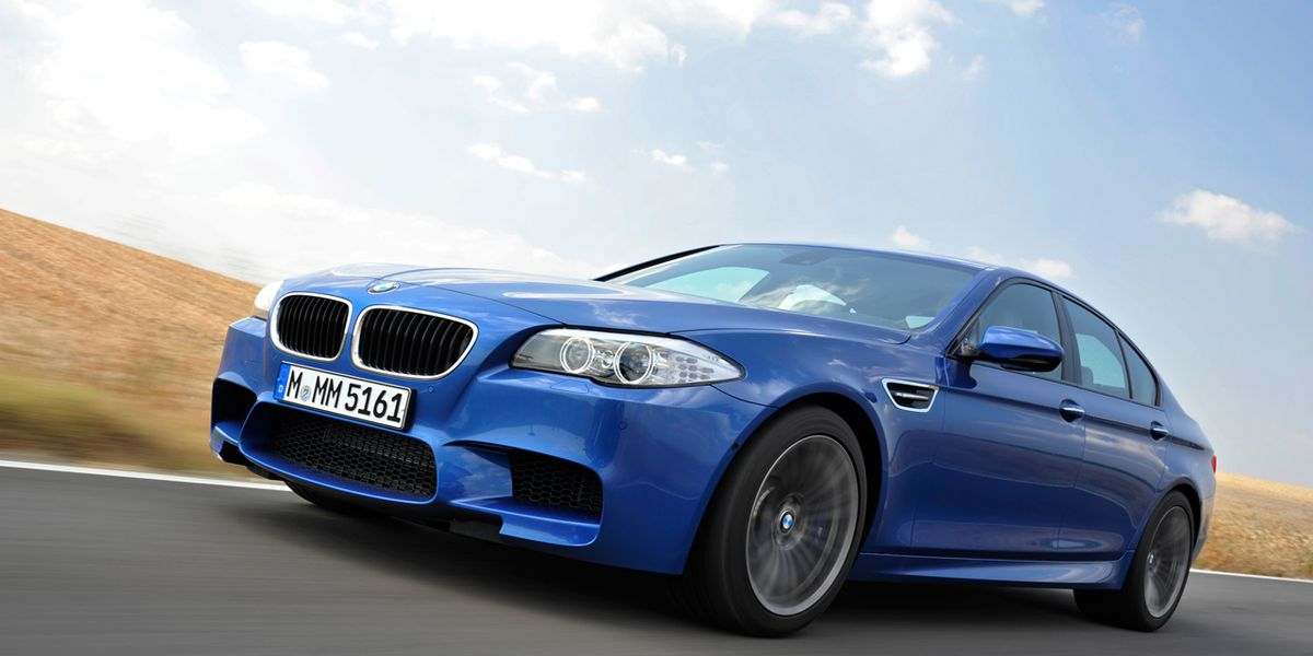 2013 Bmw M5 Road Test 8211 Review 8211 Car And Driver