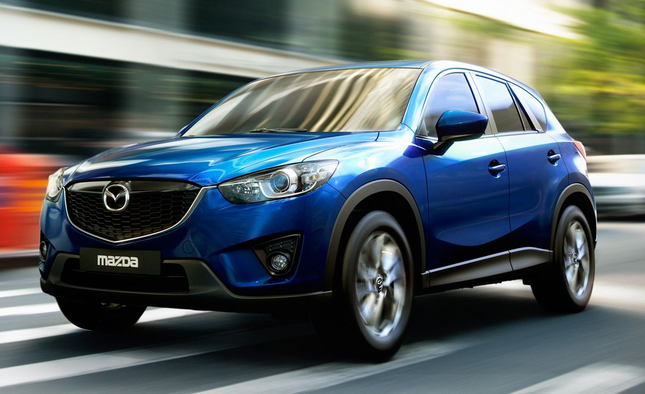 2013 mazda cx 5 first drive review car and driver
