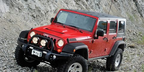 Jeep Wrangler Aev Hemi Conversion First Drive Reviews Car And