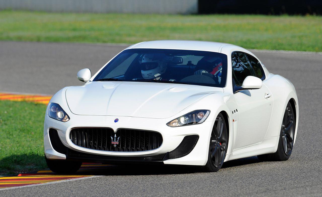 Maserati Granturismo Mc First Drive 8211 Review Car And Driver