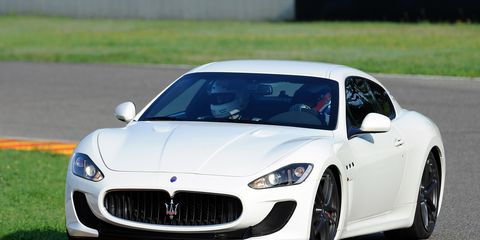Maserati Granturismo Mc >> Maserati Granturismo Mc First Drive 8211 Review 8211 Car And