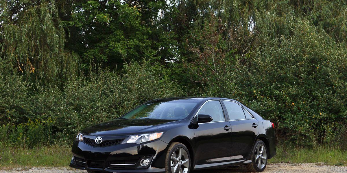 [DIAGRAM_1CA]  Toyota Camry SE V6 Road Test – Review – Car and Driver   2102 Camry Engine Diagram      Car and Driver