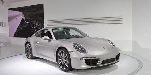 2012 Porsche 911 Carrera And Carrera S Photos And Info