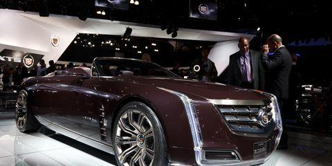 Cadillac Ciel Price >> Cadillac Ciel Concept Ndash News Ndash Car And Driver