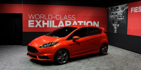 Ford Fiesta ST Concept –