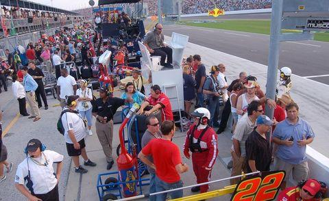 Crowd, Fan, Race track, Audience, Lane, Stadium, Racing,