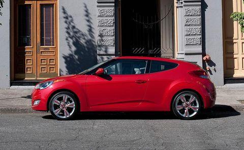 Automotive design, Vehicle, Car, Red, Performance car, Fender, Door, Alloy wheel, Alfa romeo mito, Sports car,
