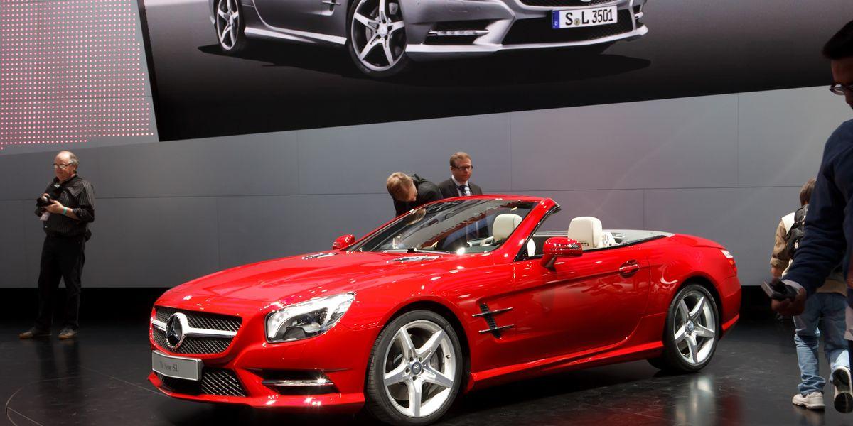 Hyundai Lease Deals >> 2013 Mercedes-Benz SL550 – News – Car and Driver