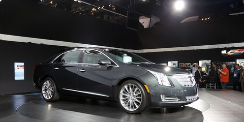 Cadillac XTS Official Photos and Info &ndash