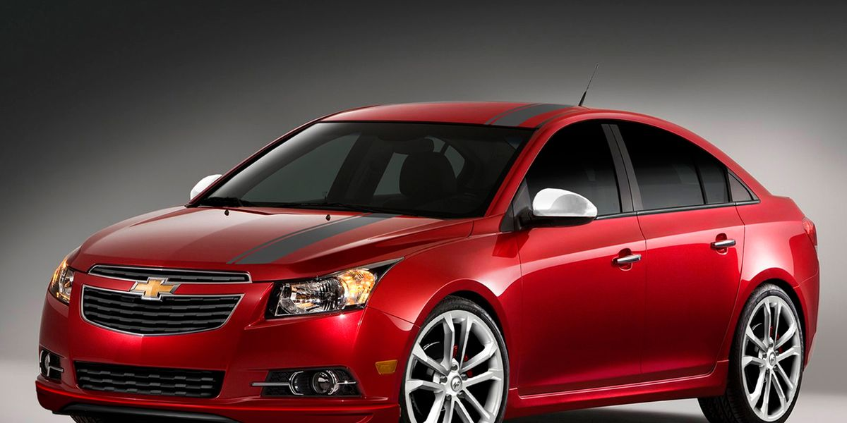 Chevrolet Cruze Dusk And Z Spec Headed To Sema Ndash News Ndash Car And Driver