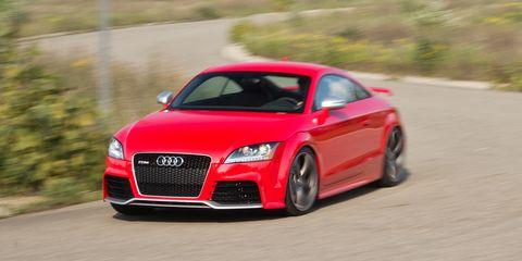 2012 Audi Tt Rs U S Spec 8211 Instrumented Test 8211 Car And
