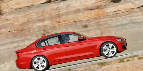 2012 BMW 328i / 3-series Sedan First Drive –