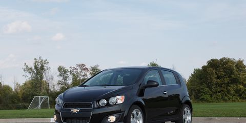 2012 Chevrolet Sonic Ltz Road Test 8211 Reviews 8211