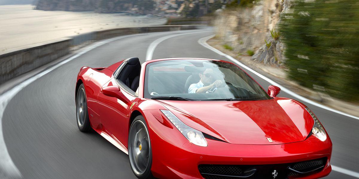 26+ Ferrari 458 Italia 2020 White