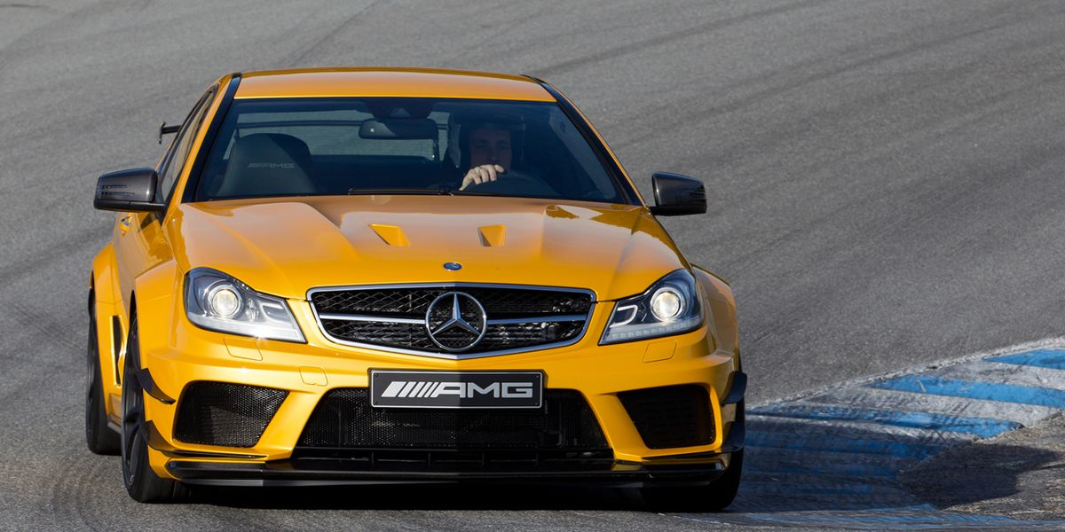 Acura Lease Deals >> 2012 Mercedes-Benz C63 AMG Coupe Black Series