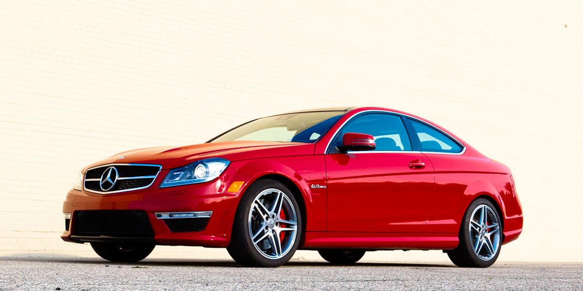 2012 Mercedes-Benz C63 AMG Coupe – Instrumented Test – Car ...