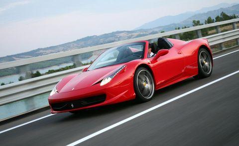 Tire, Wheel, Mode of transport, Automotive design, Vehicle, Transport, Infrastructure, Rim, Performance car, Road,