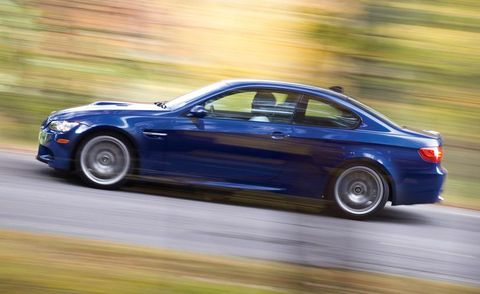 2012 BMW M3 coupe