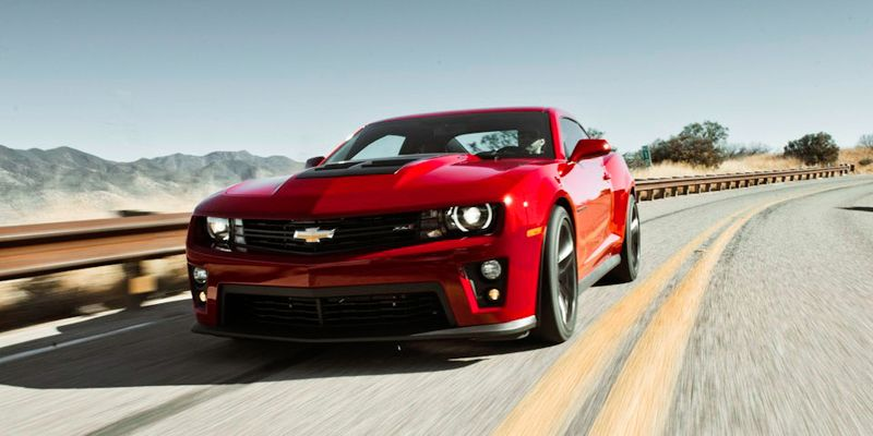 Tested 2012 Chevrolet Camaro Zl1