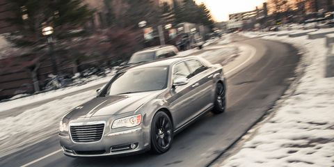 2012 Chrysler 300C Long-Term Wrap –