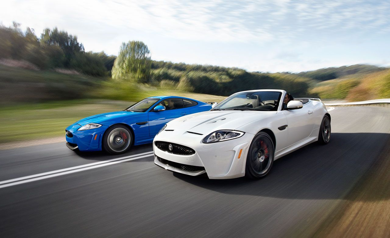 2012 Jaguar Xkr S Convertible First Drive 8211 Review 8211 Car And Driver