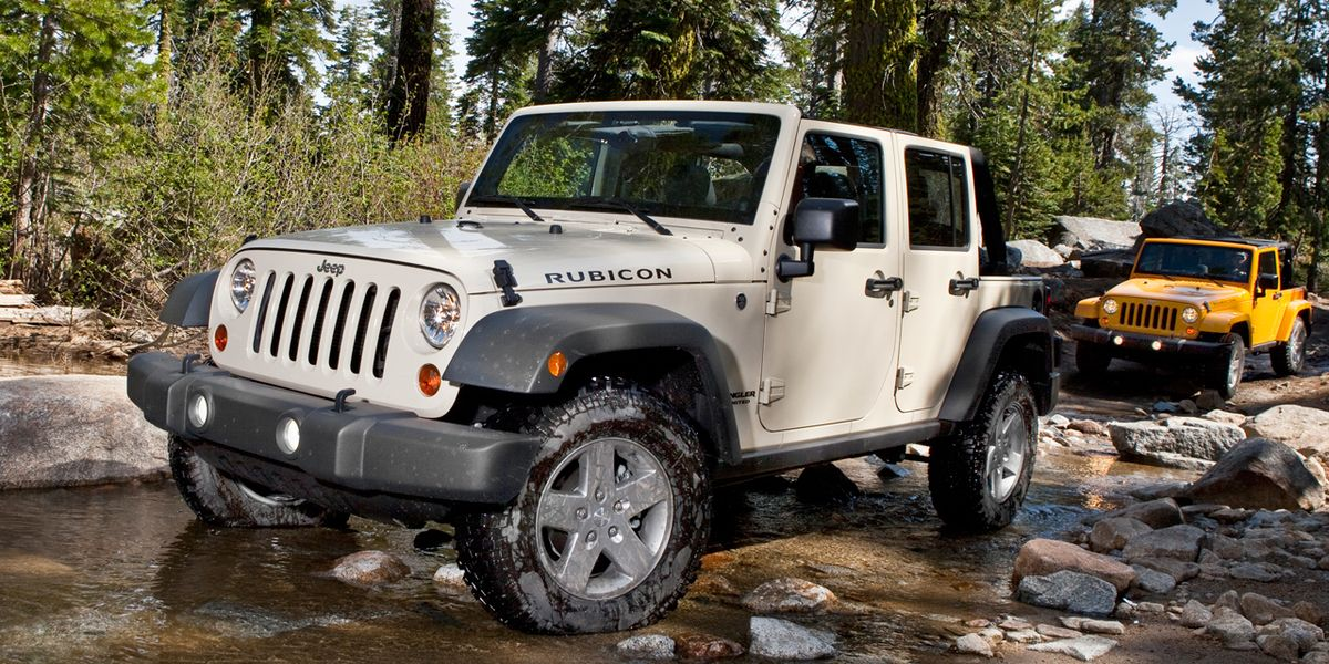 2012 Jeep Wrangler Unlimited Rubicon Test - Review - Car ...