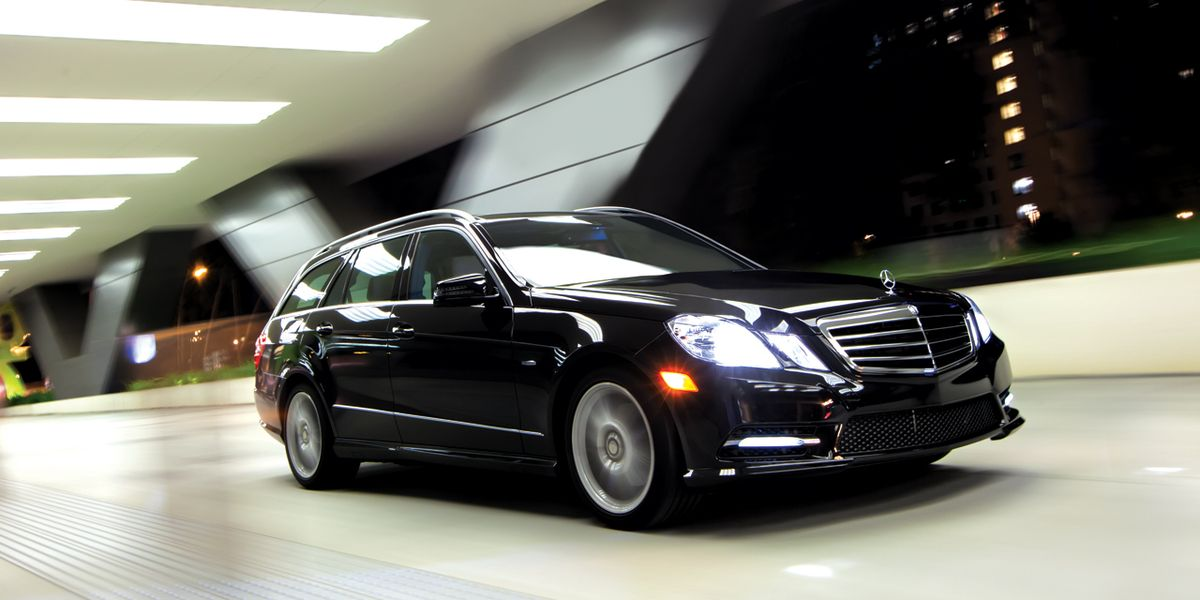Uber Lease Car >> 2012 Mercedes-Benz E350 4MATIC Wagon Instrumented Test - Review - Car and Driver