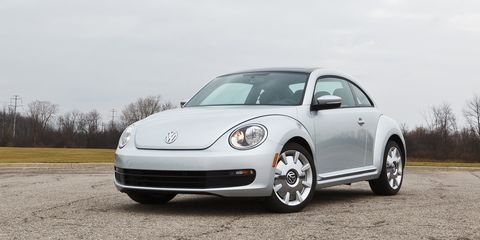 2012 Volkswagen Beetle 2 5 Road Test –