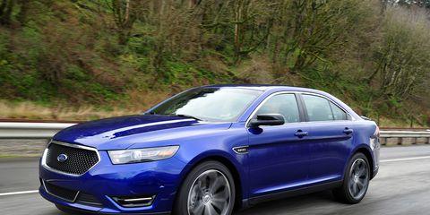 2016 Taurus Sho >> 2013 Ford Taurus Sho First Drive 8211 Review 8211 Car