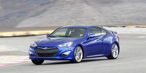 2018 Hyundai Genesis Coupe >> Hyundai Genesis Coupe