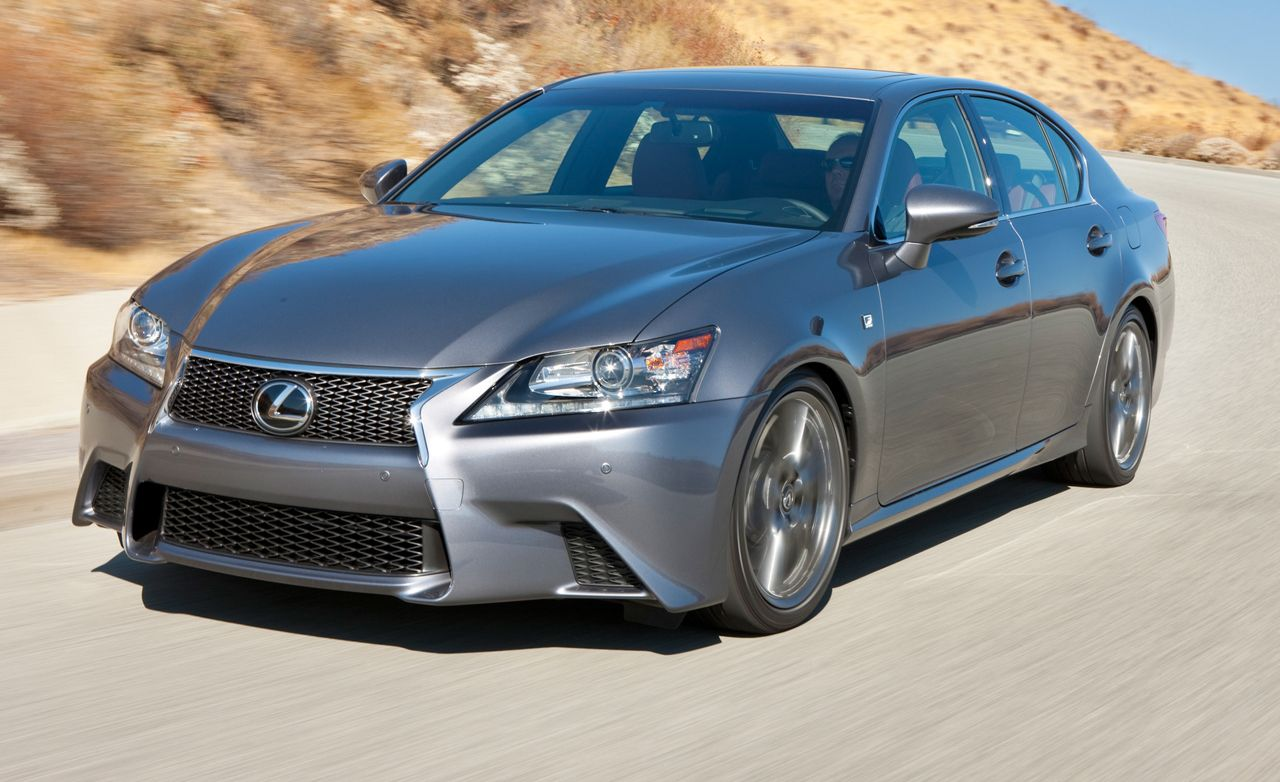 2017 Lexus Gs350 Awd F Sport Test 8211 Review Car And Driver