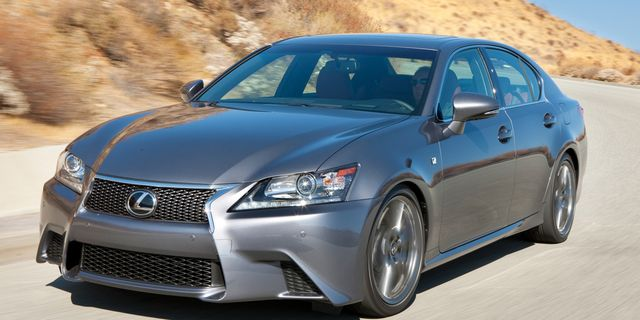 2013 Lexus GS350 AWD / GS350 F Sport Test – Review – Car and  Driver