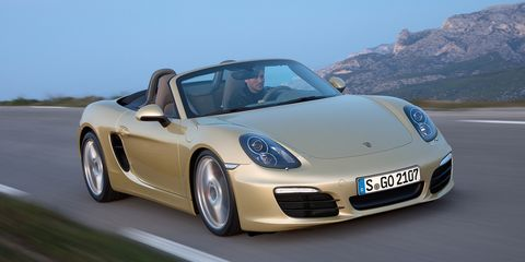 2013 Porsche Boxster S First Drive 8211 Review 8211