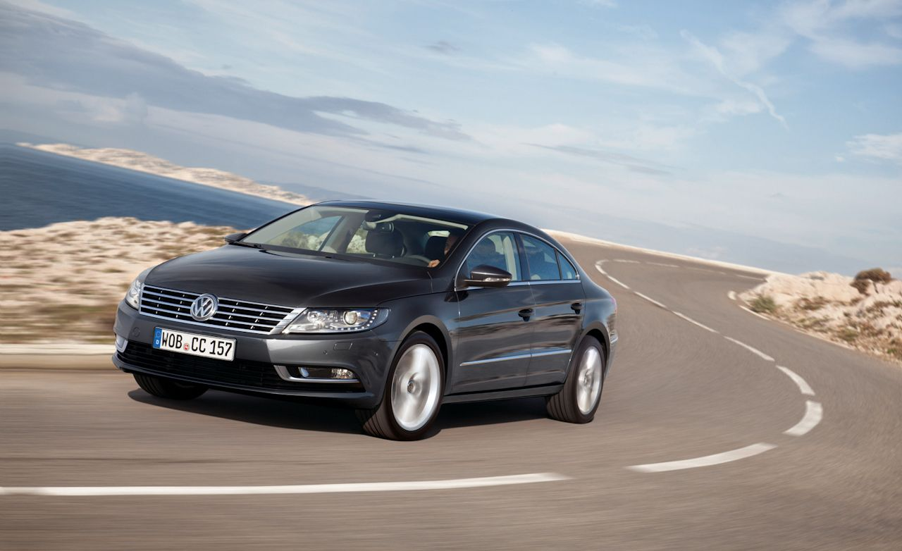 2013 Volkswagen Cc 2 0t First Drive 8211 Review 8211 Car And Driver