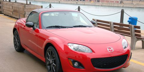 2012 Mazda MX-5 Miata Special Edition Photos and Info –