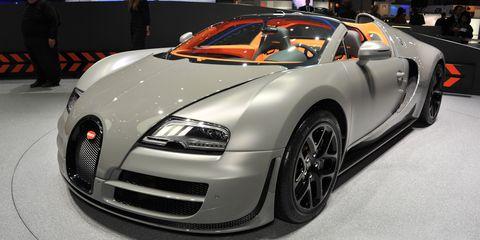 2013 Bugatti Veyron 16 4 Grand Sport Vitesse 8211 News 8211