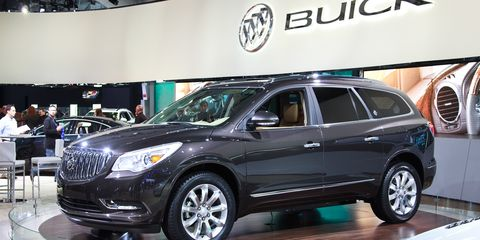 2013 Buick Enclave Photos and Info –