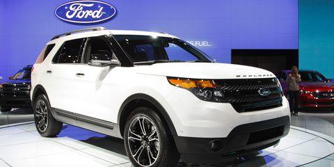 2013 Ford Explorer Sport Photos And Info 8211 Car News