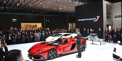 Lamborghini Aventador Jota 8211 News 8211 Car And Driver