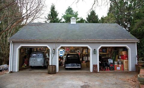 Roof, Gas, Garage, Driveway, Fuel, Gas pump,
