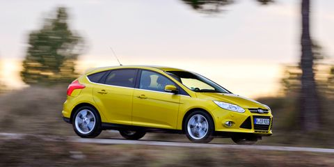 2012 Ford Focus 1 0l Ecoboost First Drive 8211 Review 8211 Car