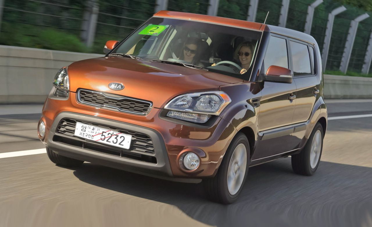2017 Kia Soul Eco 1 6 Instrumented Test 8211 Review Car And Driver