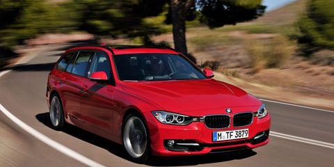 2013 Bmw 3 Series Sports Wagon 8211 News 8211 Car And Driver
