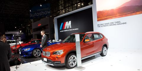 2013 Bmw X1 Photos And Info 8211 News 8211 Car And Driver