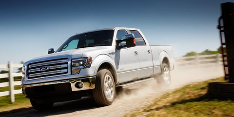 2013 Ford F-150 Photos and Info –